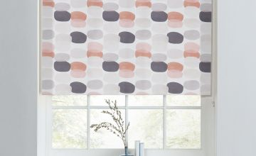 Argos Home Abstraction Blackout Roller Blind