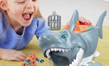 Imaginext Mega Bite Shark & Figure