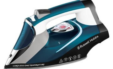 Russell Hobbs 26020 Cordless One Temp Steam Iron