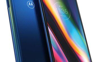 SIM Free Motorola g 64GB 5G Mobile Phone - Blue