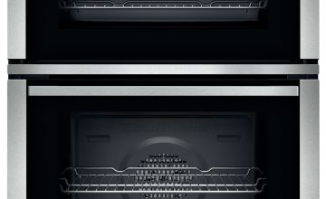 Neff U1CHC0AN0B Built In Double Electric Oven - S Steel
