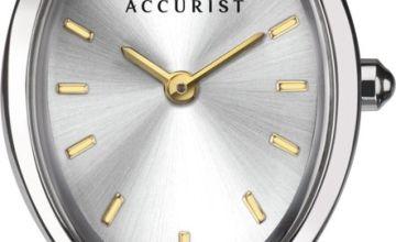 Accurist Ladies Two-Tone Bracelet Watch
