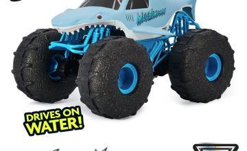 Monster Jam Megalodon Storm 1:15 Radio Controlled Truck