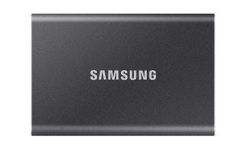 Samsung Portable SSD T7 1TB EXT - Grey