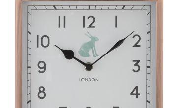 Argos Home Highland Mantel Clock