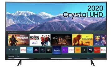 Samsung 65 Inch UE65TU8300KXXU Smart Curved 4K UHD LED TV
