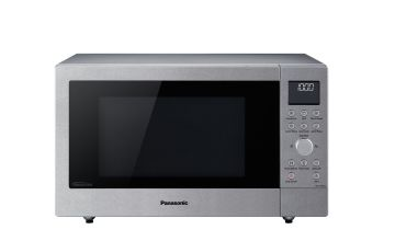 Panasonic 1000W Combination Microwave Oven 27L NN-CD58-Steel