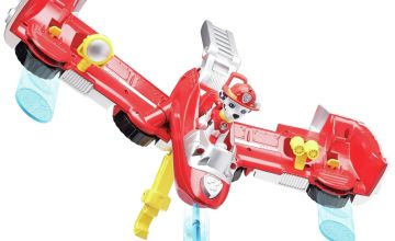 PAW Patrol Marshall Flip & Fly Transforming Vehicle