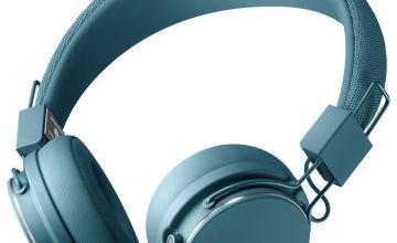 Urbanears Plattan 2  On-Ear Bluetooth Headphones - Indigo