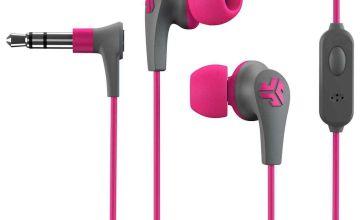 JLab JBuds Pro In-Ear Headphones - Pink