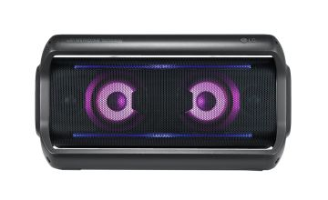 LG PK7 XBOOM GO Portable Bluetooth Party Speaker - Black