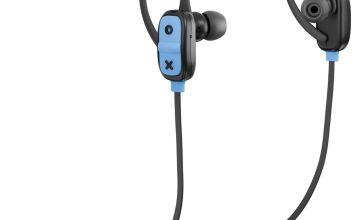 JAM Live Large In-Ear Bluetooth Headphones - Black