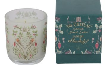 Angel Strawbridge Forest Embers Boxed Candle