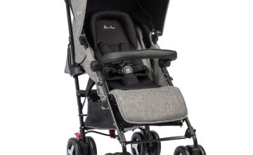 Silver Cross Reflex Brompton Stroller