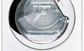 Hoover DXO C9TCE 9KG Condenser Tumble Dryer - White