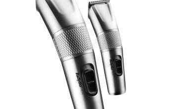 BaByliss for Men Steel Edition Hair Clipper Set 7755GU