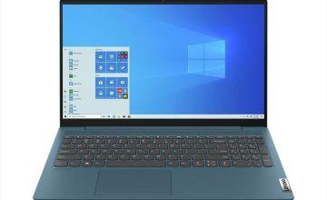Lenovo IdeaPad 5 15.6in Ryzen 3 8GB 128GB Laptop - Blue