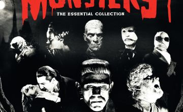 Universal Classic Monsters Collection DVD Box Set