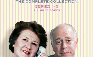 Keeping Up Appearances Collection DVD Box Set