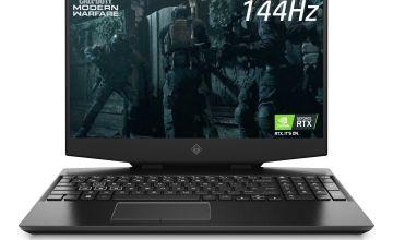 HP Omen 15.6in i7 16GB 1TB RTX2070 Gaming Laptop