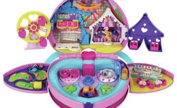 Polly Pocket Tiny Mighty Backpack Compact Playset