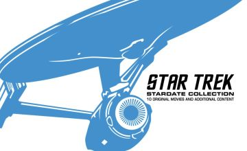 Star Trek: The Stardate 10 Movie Collection Blu-ray Box Set