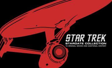 Star Trek: Stardate Collection Movies 1-10 DVD Box Set