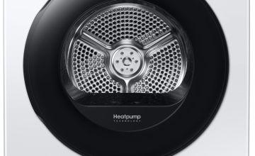 Samsung DV80TA020AE/EU 8KG Heat Pump Tumble Dryer - White