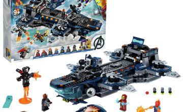 LEGO Marvel Avengers Helicarrier Toy- 76153