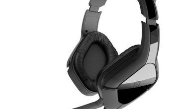 HC-2 Plus Xbox One, PS4, PC Headset - Black