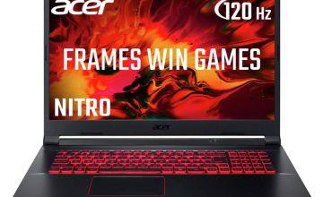 Acer Nitro 5 17.3in i5 8GB 512GB GTX1650 Gaming Laptop