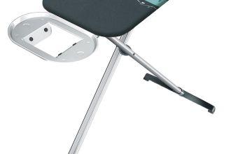 Vileda 120 x 38cm Comfort Park & Go Ironing Board - Green
