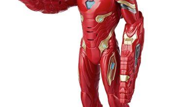 Marvel Avengers Mission Tech Iron Man Figure