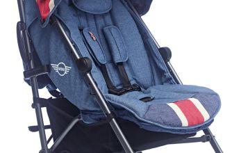 Easywalker MINI Buggy - Vintage Union Jack