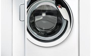 Hoover HBWD8514DC 8KG/5KG 1400 Spin Integrated Washer Dryer