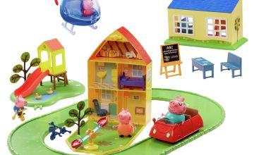 Peppa Pig World of Peppa Playset