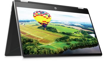 HP Pavilion x360 15.6 Inch i3 8GB 1TB Laptop - Silver
