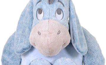 Disney Winnie the Pooh Snuggletime Eeyore Soft Toy - XL