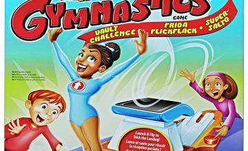 Fantastic Gymnastics Vault Challenge from Hasbro Gaming