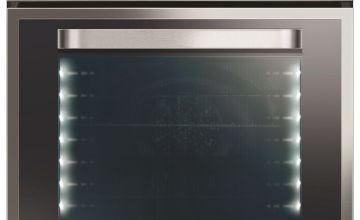 Hoover HOE3154IN Single Multifunction Oven - Stainless Steel