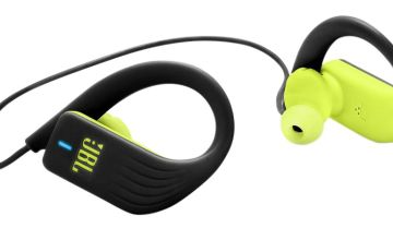 JBL Endurance Sprint In-Ear Wireless Hook Headphones