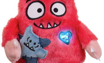 Love Monsters Soft Toy