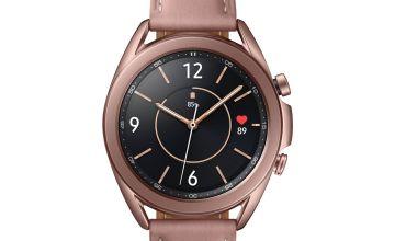 Samsung Galaxy Watch3 41mm Bluetooth Smart Watch