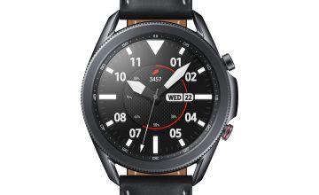 Samsung Galaxy Watch3 45mm 4G Smart Watch - Black