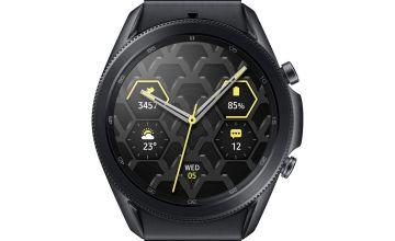 Samsung Galaxy Watch3 45mm Titanium Smart Watch – Black