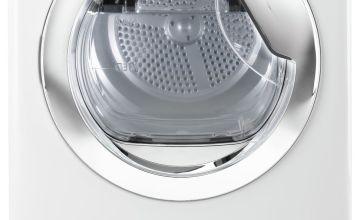 Hoover DXH9A2TCE 9KG Heat Pump Tumble Dryer - White
