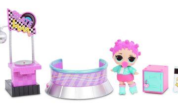 LOL Surprise Furniture with Roller Sk8er Doll