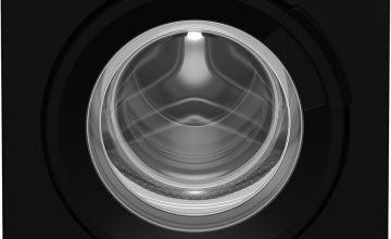 Beko WTL84151B 8KG 1400 Spin Washing Machine - Black