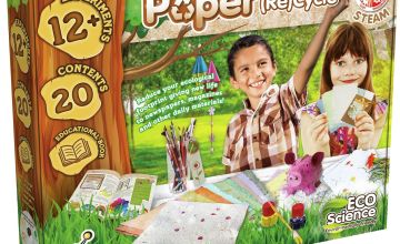Science4you Eco Science Paper Recycle