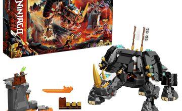 LEGO Ninjago Zane's Mino Creature Board Game 2in1 Set -71719